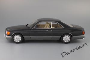 Прикрепленное изображение: Mercedes-Benz 500 SEC C126 Autoart 76211_03.JPG