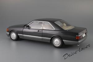 Прикрепленное изображение: Mercedes-Benz 500 SEC C126 Autoart 76211_08.JPG