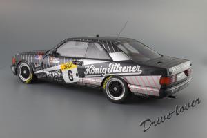 Прикрепленное изображение: Mercedes-Benz 500 SEC AMG 24 Hours Race SPA Francorchamps 1989 Autoart 88932_08.JPG