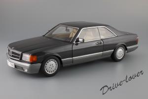 Прикрепленное изображение: Mercedes-Benz 500 SEC C126 Autoart 76211_01.JPG