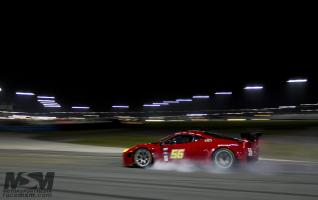 Прикрепленное изображение: AF Waltrip Ferrari 458 Italia GT Daytona Roar Before 24 Saturday 01.jpg