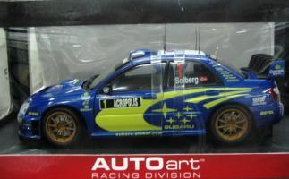 Прикрепленное изображение: -Subaru Impreza WRC #1 Solberg 1st Acropolis 04 1-18 AutoArt - 162$ (1).jpg