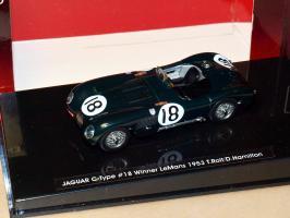 Прикрепленное изображение: 1953 65387 AUTOart Jaguar C-type.jpg