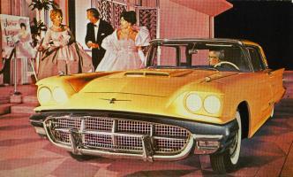 Прикрепленное изображение: Ford-1960-Thunderbird-postcard-a.jpg