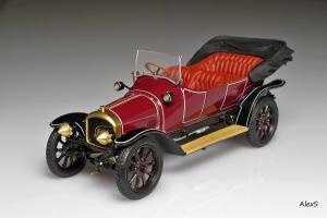 Прикрепленное изображение: Audi Typ A Phaeton 1910 Minichamps 437 019030.jpg