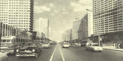 Прикрепленное изображение: Москва, Калининский проспект.jpg