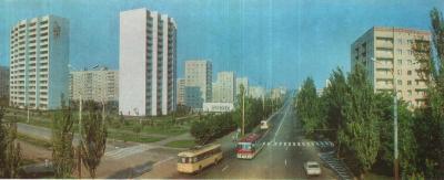 Прикрепленное изображение: Жданов Проспект В.И. Ленина.jpg