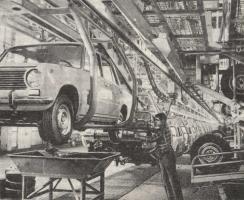 Прикрепленное изображение: Главный конвейер Волжского автозавода.jpg