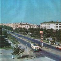 Прикрепленное изображение: Проспект имени Ленина.jpg