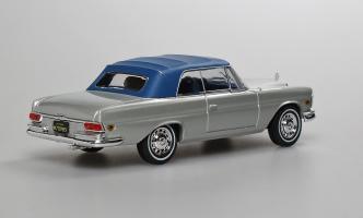 Прикрепленное изображение: 280 SE 3,5 Cabriolet W111 1969-1971 US-Version Greenlight (1).jpg