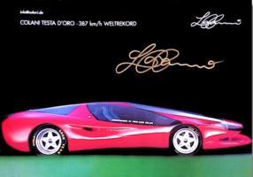 Прикрепленное изображение: Colani autographed Testa D'Oro poster.jpg