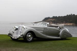 Прикрепленное изображение: Horch 853 Sport Cabriolet Voll & Ruhrbeck 1938.jpg