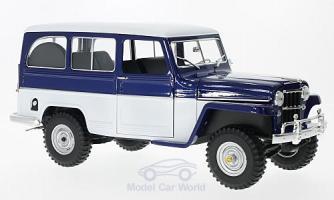 Прикрепленное изображение: 1955 Jeep Willys Station Wagon Blue.jpg