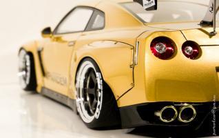 Прикрепленное изображение: 2017-03-08_Nissan GT-R+LaFerrari-10.jpg