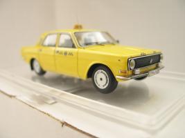 Прикрепленное изображение: ICV 013 Волга ГАЗ 24-11, Такси, цвет лимонный (2).JPG