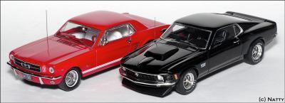 Прикрепленное изображение: 1970 Ford Mustang Boss 429 - Post Hobby - PS003C - 9_small.jpg