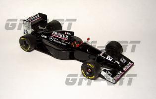 Прикрепленное изображение: SAUBER C13 Mercedes K. Wendlinger San Marino GP 1994 16А.jpg