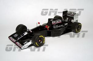 Прикрепленное изображение: SAUBER C13 Mercedes K. Wendlinger San Marino GP 1994 3А.jpg
