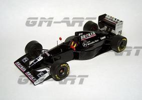 Прикрепленное изображение: SAUBER C13 Mercedes K. Wendlinger San Marino GP 1994 1А.jpg