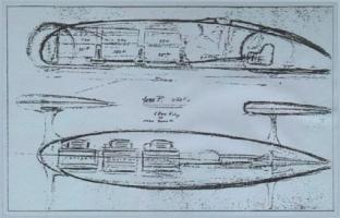 Прикрепленное изображение: Bugatti Speed Record Sketch 1.jpg