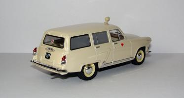 Прикрепленное изображение: 1962 M-22B Volga Ambulance (IST for NAP, Conversion) 2.JPG