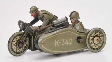 Прикрепленное изображение: Kellermann, Military Motorbike, Germany prewar, tin.jpg