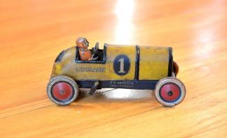 Прикрепленное изображение: Lehmann Galop Race car 1930\'s pre war Germany.JPG