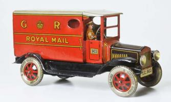 Прикрепленное изображение: Tipp&Co, Delivery Truck Royal Mail, Germany, prewar.jpg
