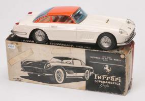Прикрепленное изображение: Bandai, Ferrari, Japan, 29 cm, Tin.jpg