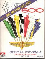 Прикрепленное изображение: 1971 indy 500 program pages (1).jpg