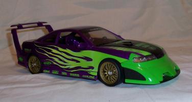 Прикрепленное изображение: Acura Integra Purple Hot Wheels Tunerz (23).JPG