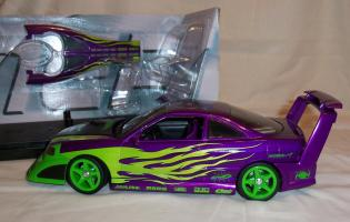 Прикрепленное изображение: Acura Integra Purple Hot Wheels Tunerz (17).JPG