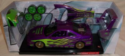 Прикрепленное изображение: Acura Integra Purple Hot Wheels Tunerz (1).JPG