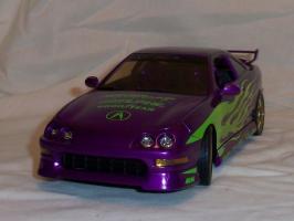 Прикрепленное изображение: Acura Integra Purple Hot Wheels Tunerz (6).JPG