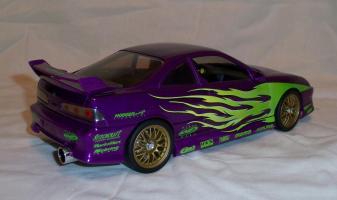 Прикрепленное изображение: Acura Integra Purple Hot Wheels Tunerz (9).JPG