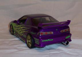 Прикрепленное изображение: Acura Integra Purple Hot Wheels Tunerz (10).JPG