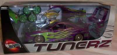 Прикрепленное изображение: Acura Integra Purple Hot Wheels Tunerz.JPG