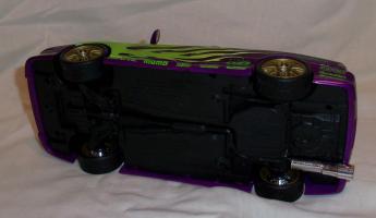Прикрепленное изображение: Acura Integra Purple Hot Wheels Tunerz (12).JPG
