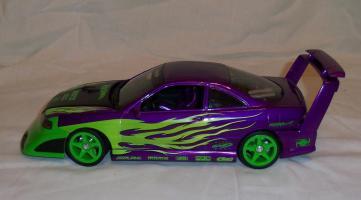 Прикрепленное изображение: Acura Integra Purple Hot Wheels Tunerz (20).JPG