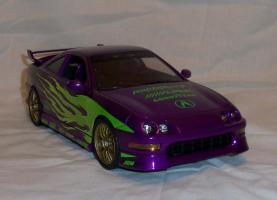 Прикрепленное изображение: Acura Integra Purple Hot Wheels Tunerz (5).JPG