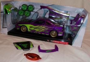 Прикрепленное изображение: Acura Integra Purple Hot Wheels Tunerz (3).JPG