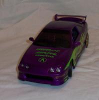 Прикрепленное изображение: Acura Integra Purple Hot Wheels Tunerz (7).JPG