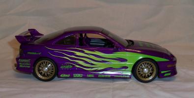 Прикрепленное изображение: Acura Integra Purple Hot Wheels Tunerz (8).JPG