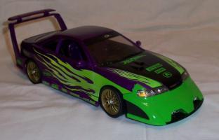 Прикрепленное изображение: Acura Integra Purple Hot Wheels Tunerz (22).JPG
