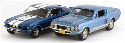 Прикрепленное изображение: 1967 Ford Mustang Shelby GT500 - Good Smile Racing Cars Complete Mini Car - American Muscle Series 01 - 5_small.jpg