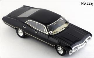 Прикрепленное изображение: 1967 Chevrolet Impala 4 Door Sport Sedan - True Scale Miniatures - TSM114331 - 2_small.jpg