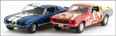 Прикрепленное изображение: 1967 Ford Mustang Shelby GT500 - Good Smile Racing Cars Complete Mini Car - American Muscle Series 01 - 6_small.jpg