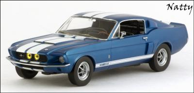 Прикрепленное изображение: 1967 Ford Mustang Shelby GT500 - Good Smile Racing Cars Complete Mini Car - American Muscle Series 01 - 1_small.jpg