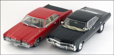 Прикрепленное изображение: 1967 Chevrolet Impala 4 Door Sport Sedan - True Scale Miniatures - TSM114331 - 4_small.jpg
