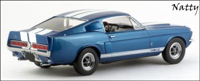 Прикрепленное изображение: 1967 Ford Mustang Shelby GT500 - Good Smile Racing Cars Complete Mini Car - American Muscle Series 01 - 3_small.jpg